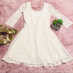 AUW Crochet Princess Dress